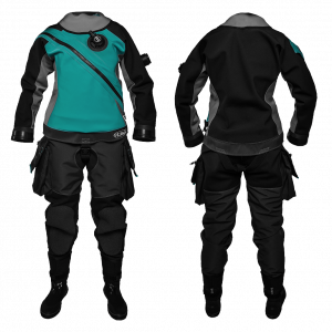 Elite+ Women drysuit