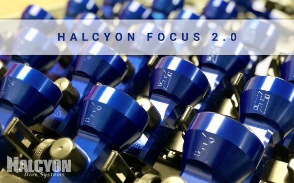 Halcyon Focus 2.0 light