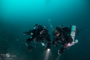 tech divers