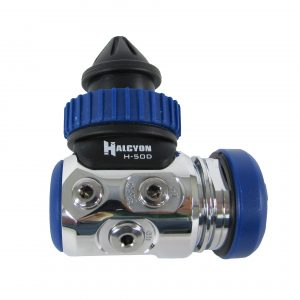Halcyon H-50D First Stage Regulator